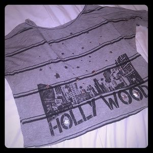Hollywood Crop Top